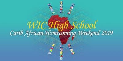 WIC HS Carib African Homecoming Weekend