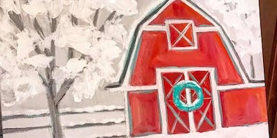 Barn Paint Night @ White Dog Bistro