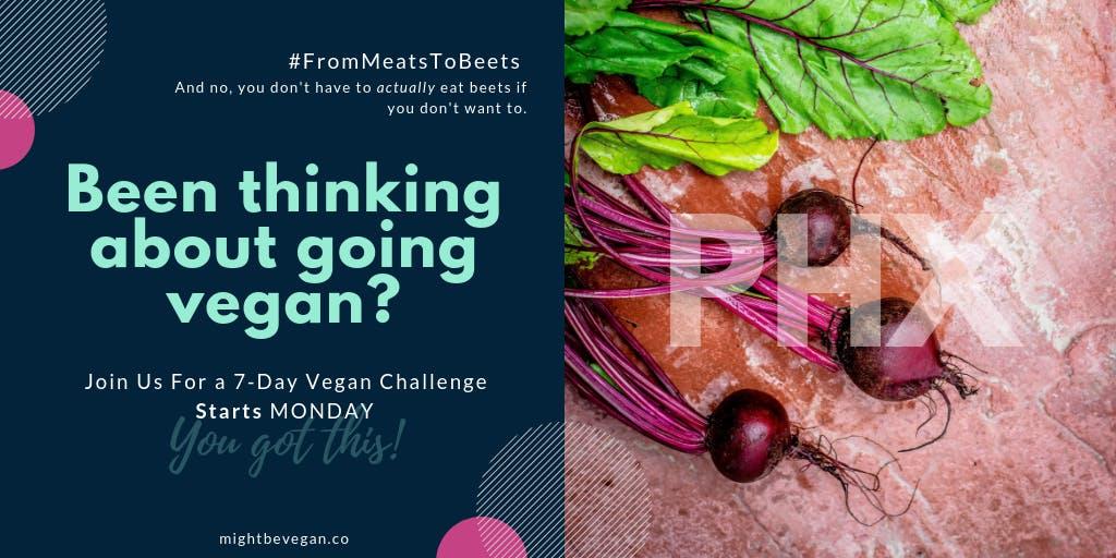 7-Day Jumpstart to Vegan Challenge | PHX