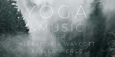 Yoga & Live Music @ Old Yale Brewing