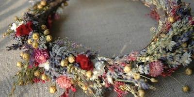 Flower Crown Workshop