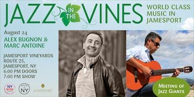 Jazz in the Vines: Alex Bugnon & Marc Antoine