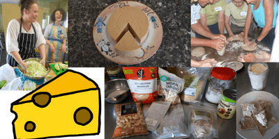 Strictly Vegan! - Vegan Cheeses, Miso & Tempeh Workshops Maleny 16th February