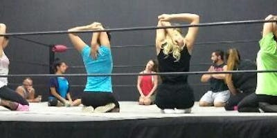 Free Trial Class & Live Pro Wrestling