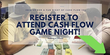 CASHFLOW 101 Game Night NYC - Learn how to get out of the rat race! tickets