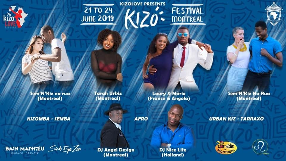 KIZO Festival Montréal 2019
