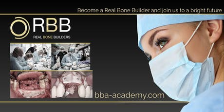 Biological Bone Augmentation: Real Bone Builders tickets