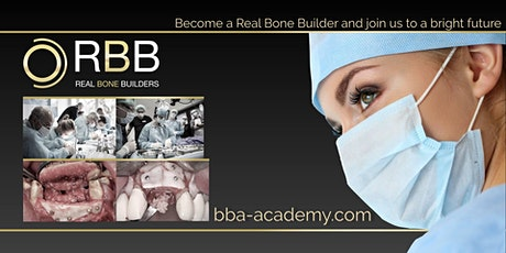 Biological Bone Augmentation: Real Bone Builders Montreal tickets