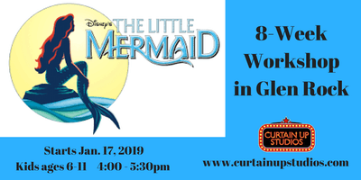Little Mermaid 8-Week Musical Theatre Workshop
