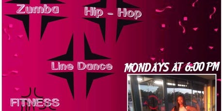 Zumba Remix (Zumba, Hip Hop, Line Dance, Twerk, Fitness & Toning) tickets