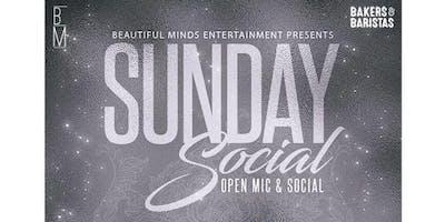 Sunday Social (January)