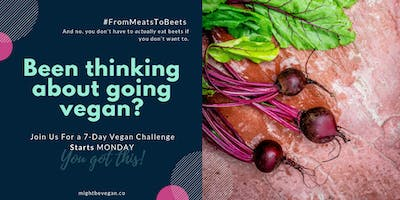 7-Day Jumpstart to Vegan Challenge | San Angelo, TX