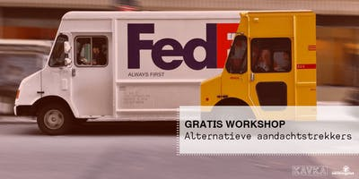 Workshop │ Alternatieve aandachtstrekkers