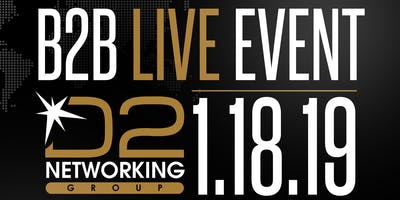 B2B Live Networking Event