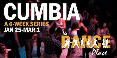 CUMBIA!!! 6-WEEK DANCE COURSE