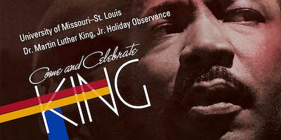 Dr. Martin Luther King, Jr. Holiday Celebration at UMSL