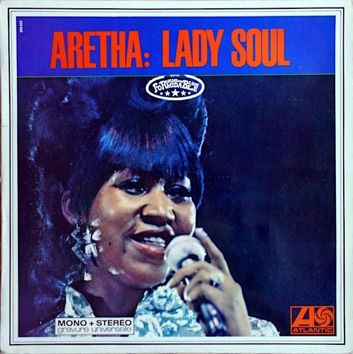 "Classic Album Sundays D.C. ft. Aretha Franklin ""Lady Soul"" image"