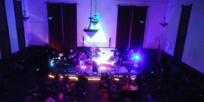 The Return of Shades of Pink Floyd LIVE at the Odd Fellows Hall in Auburn Saturday April 13th ~ 7:30 pm ~ Age 21+