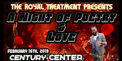 A Night Of Poetry & Love