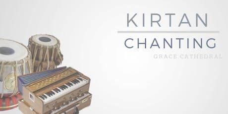 Kirtan Chanting at Grace Cathedral tickets