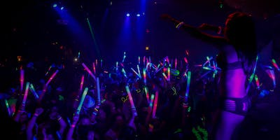 Rogue Blackout Greensboro 1/26 Ultimate Glow Experience!