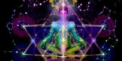Unified Chakra, Alpha and Omega Chakras, Energy 999, Mer-Ka-Ba     6-hour-seminar