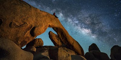 Milky Way Astrophotography in Joshua Tree with Stan Moniz