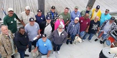 Disabled Veterans Fishing Trip on the Mi-Jo II