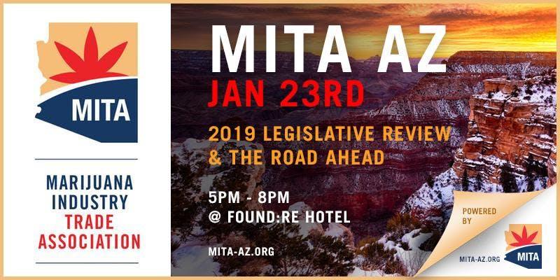 MITA AZ, Wednesday, January 23rd at the Found:re