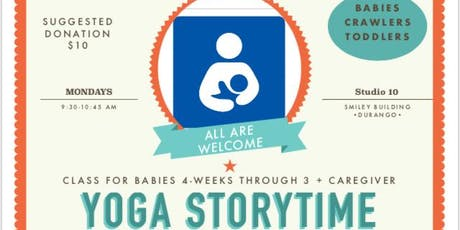 FAMILY YOGA STORYTIME  tickets