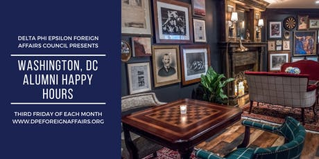 DPE Foreign Affairs Council DC Happy Hour tickets