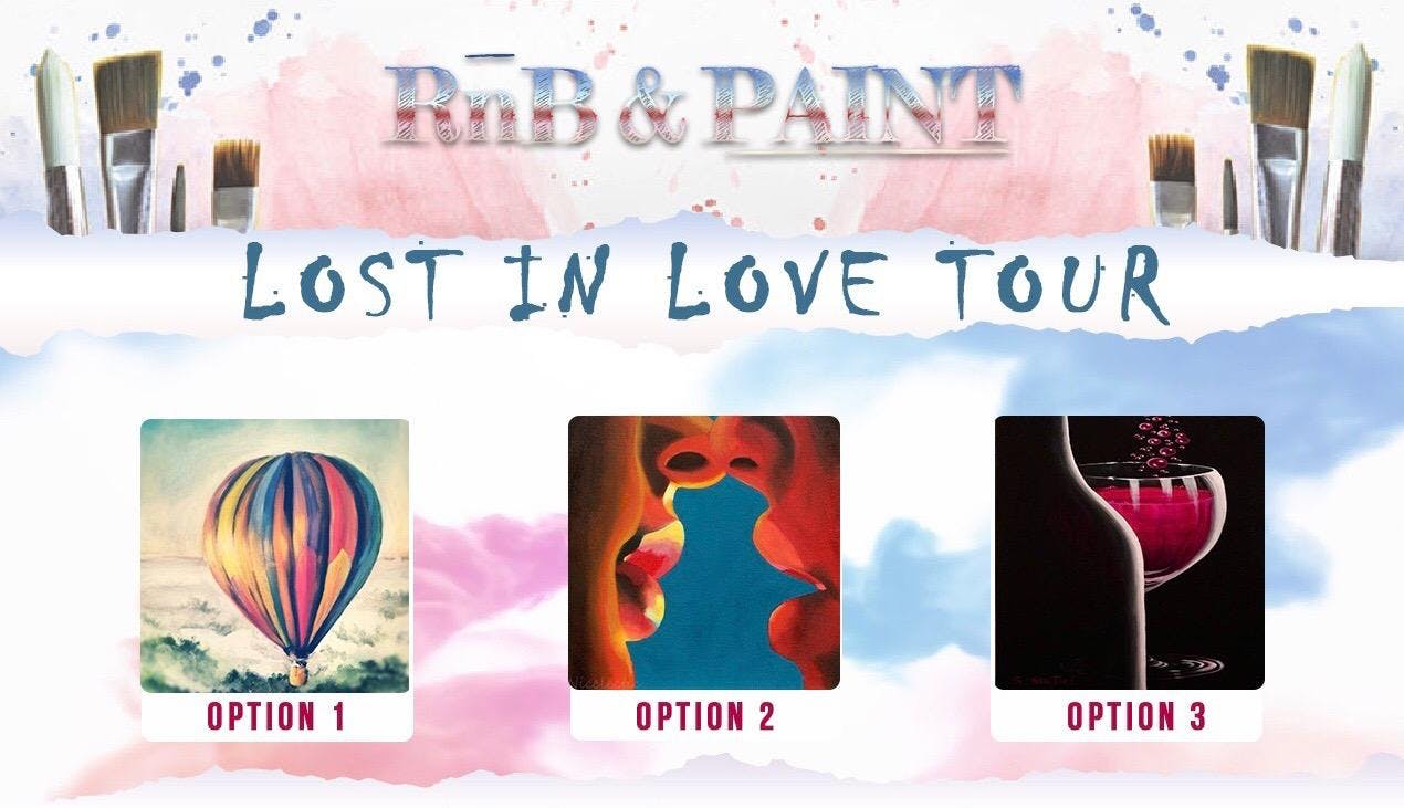 RnB and Paint: Lost In Love Tour (Los Angeles, CA)