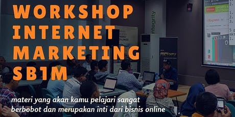 Workshop Bisnis Online (internet marketing) tickets