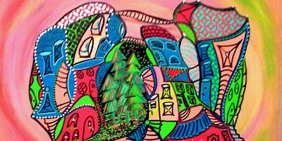 Breath in the Colour|Private 1-2-1 Art Workshops