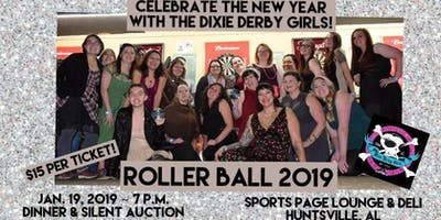 Dixie Derby Girls Roller Ball 2019