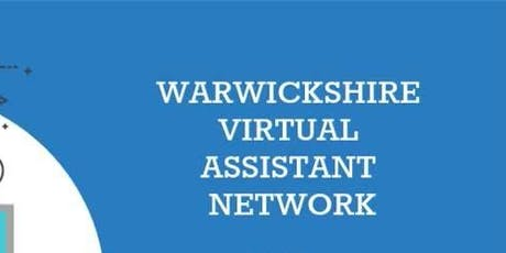 The Warwickshire Virtual Assistant Network Forum & Training  tickets