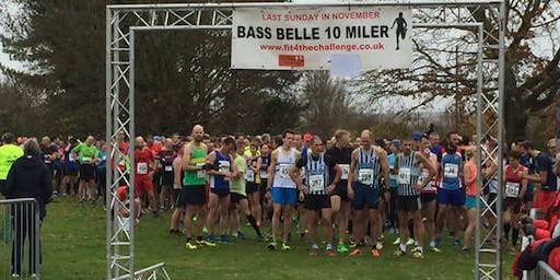 Bass Belle 10 Miler 2019 - EVENT SOLD OUT !