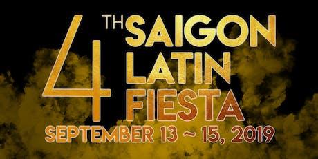 Saigon Latin Fiesta 2019 tickets