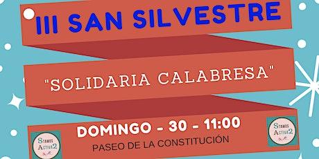 III San Silvestre Solidara Calabresa entradas