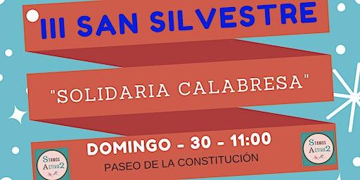III San Silvestre Solidara Calabresa