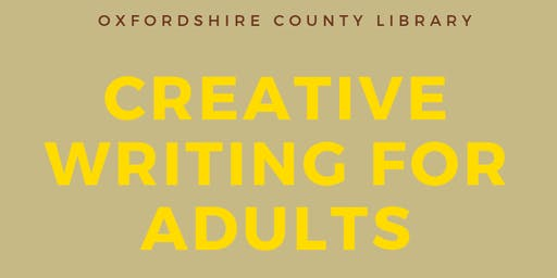Creative Writing for Adults