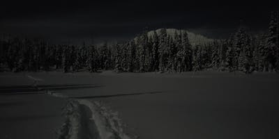 Full Moon Snowshoe To Cruikshank Canyon