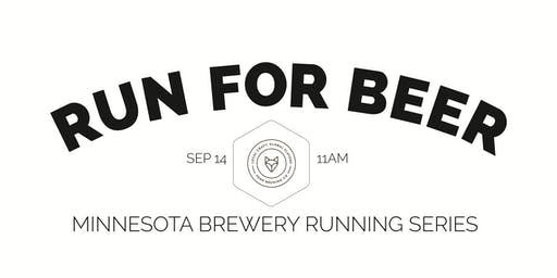 Beer Run - Venn Brewing Company - Part of the 2019 MN Brewery Running Series