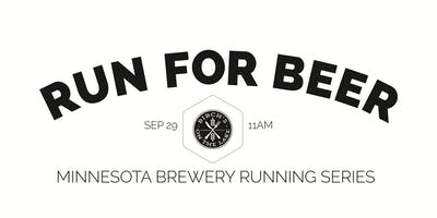 Beer Run - Birch's on the Lake Brewhouse - Part of the 2019 MN Brewery Running Series