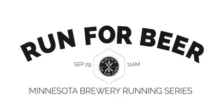 Beer Run - Birch's on the Lake Brewhouse - Part of the 2019 MN Brewery Running Series tickets