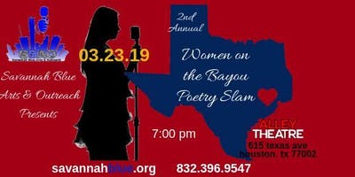 2nd Annual Women On The Bayou Poetry Slam