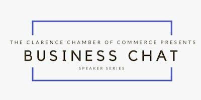 Business Chat: Speaker Series with Ken Weinstein