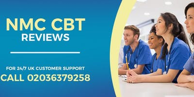 NMC CBT UK review and training - 4 day course (Feb