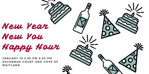 new year new you happy hour tickets thu jan 10 2019 at 330 pm eventbrite