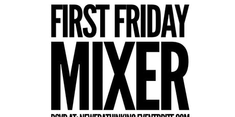 First Friday Mixer - St. Pete (Aug 2019) tickets
